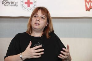 Malika ait mohamed parent discusses corruption in the aid sector