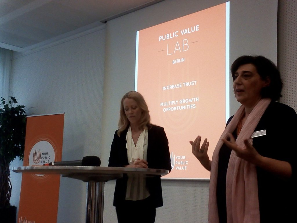 Berlin public value lab