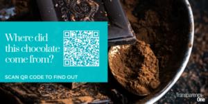 Qr code social media chocolate 610x305